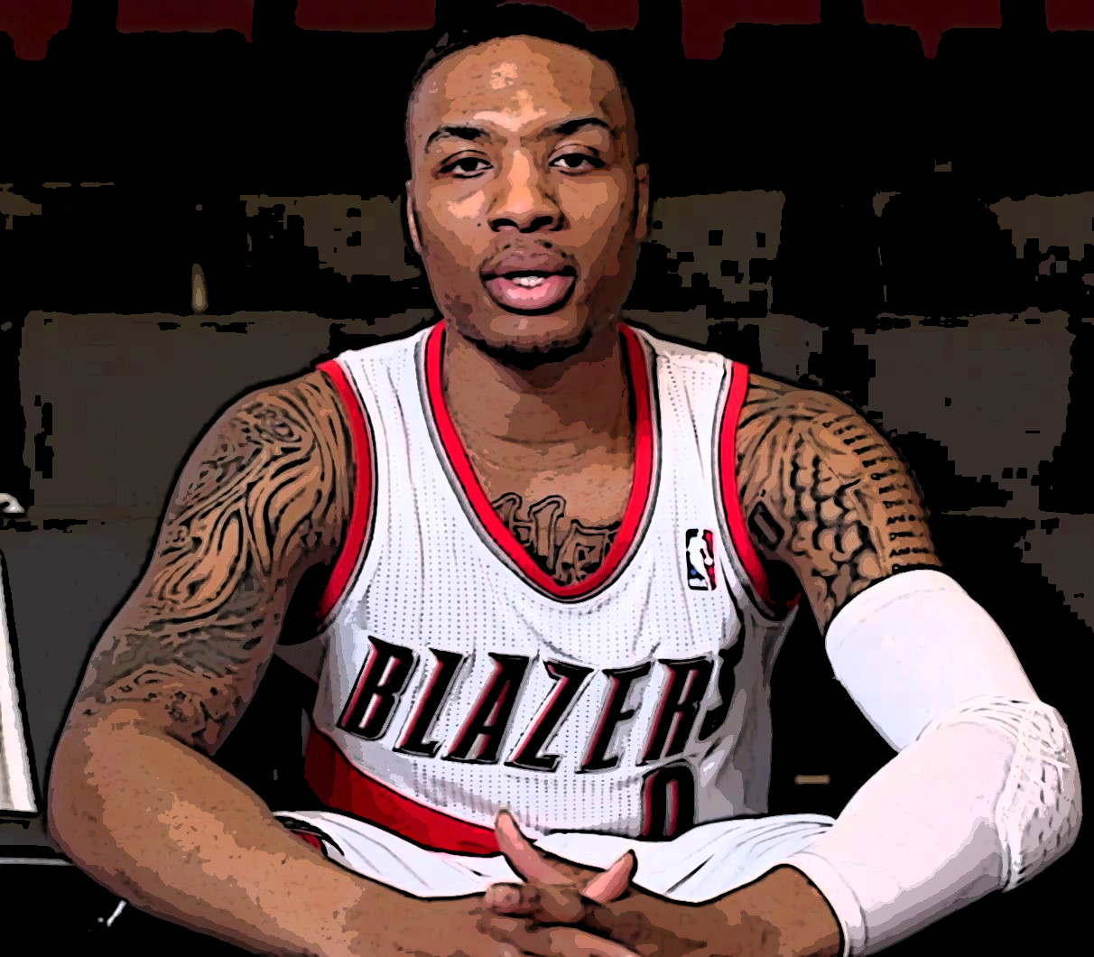 Damian Lillard: Damian Lillard: Snub Or All-Star?