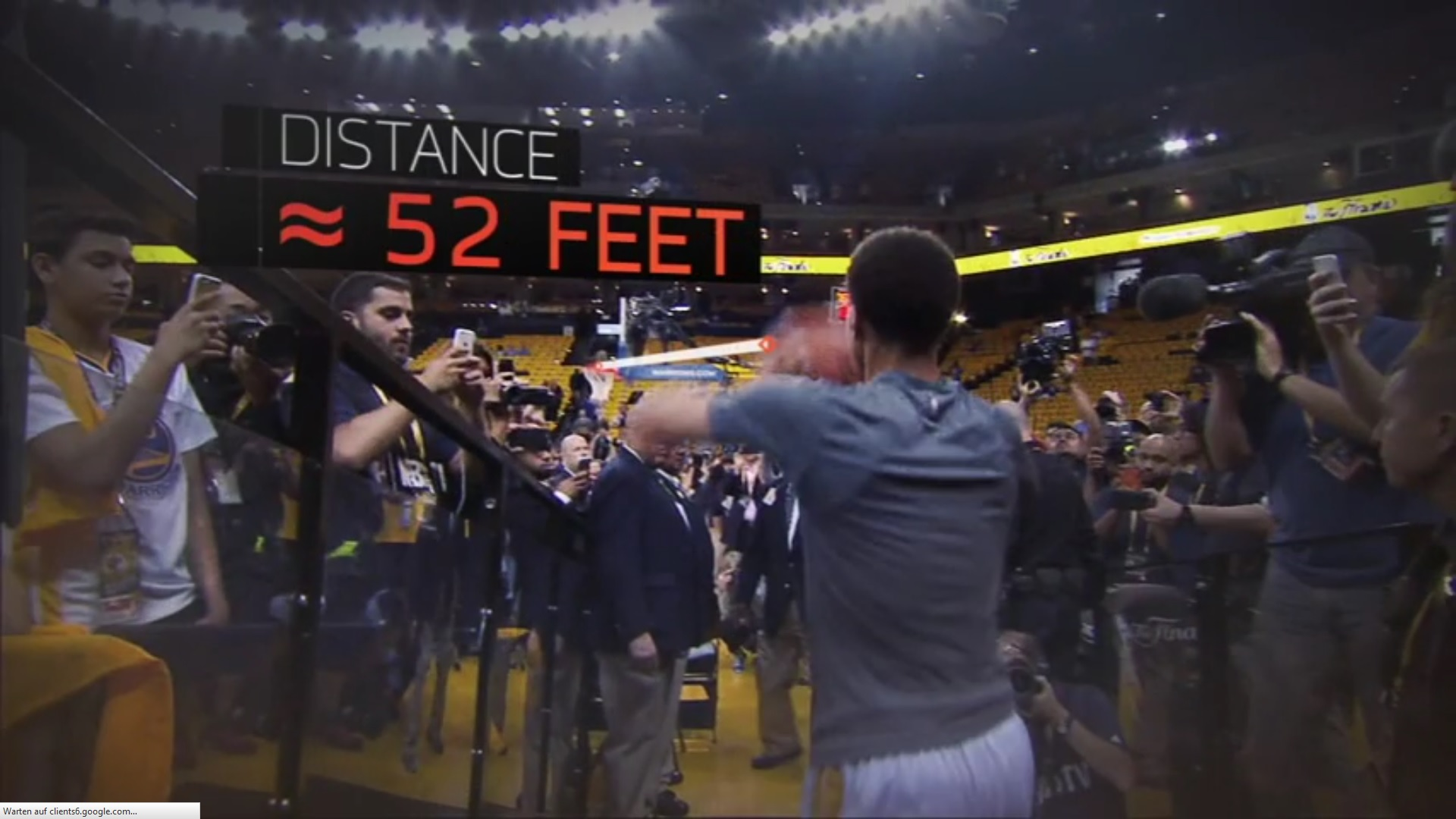 Sport Science Stephen Curry S Tunnel Shots