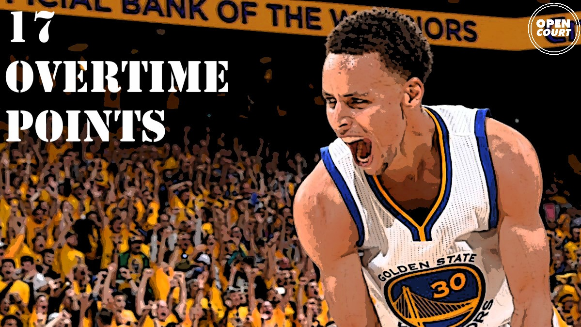 Curry Overtime Open Court