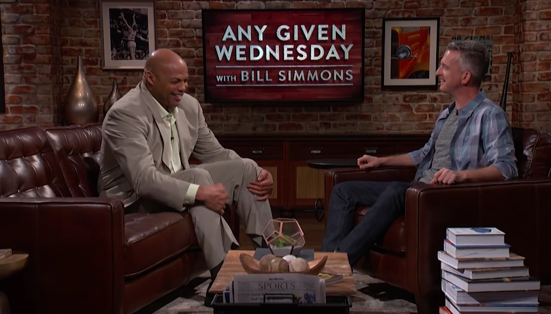 Any Given Wednesday with Bill Simmons / Youtube