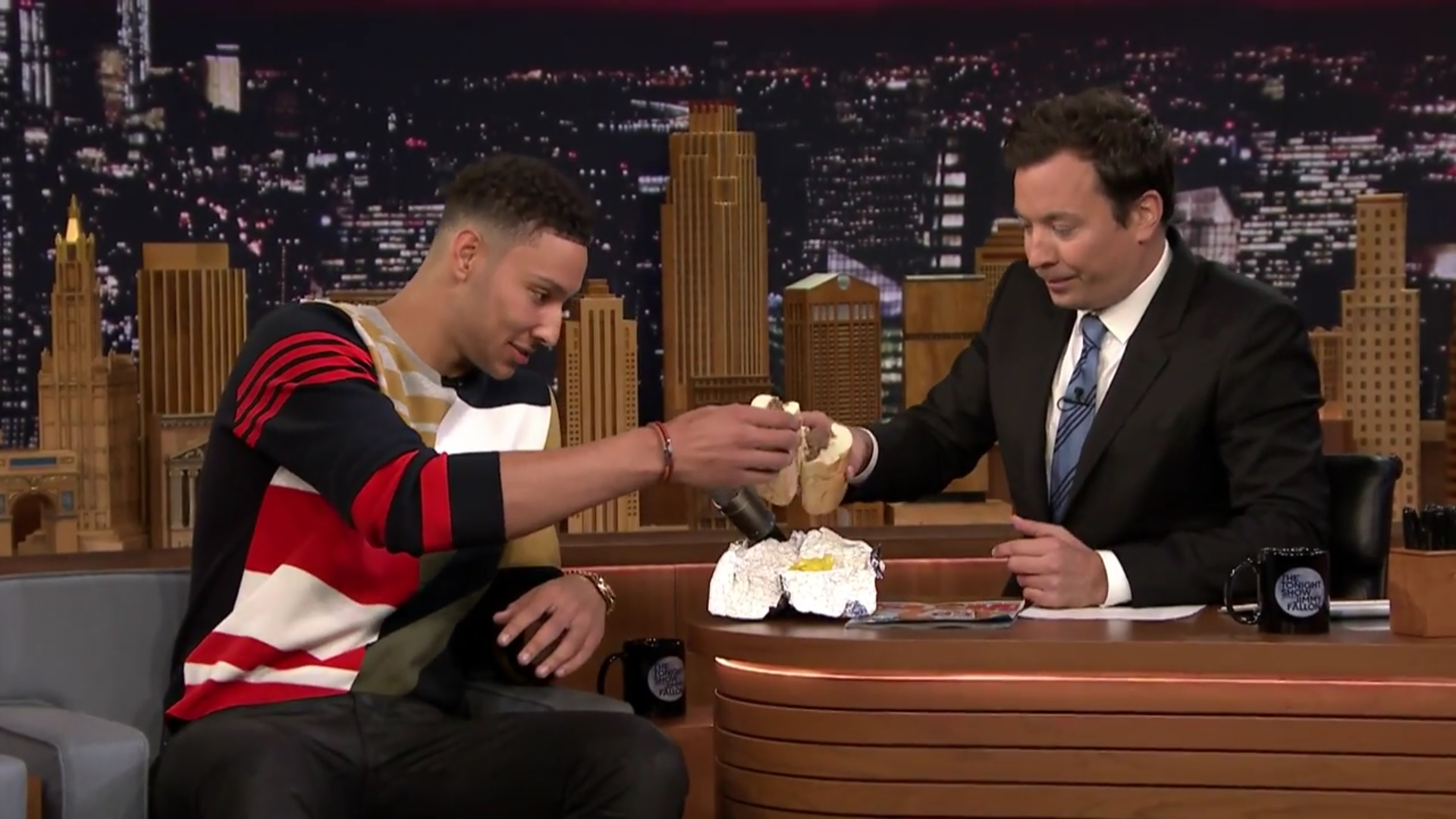 The Tonight Show Starring Jimmy Fallon - Youtube