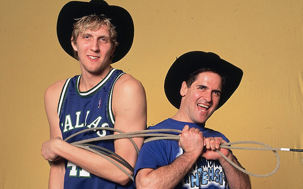 dirk and cuban