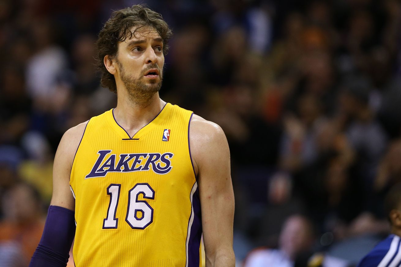 Pau Gasol Unveils His Three Toughest Players to Play Against:
