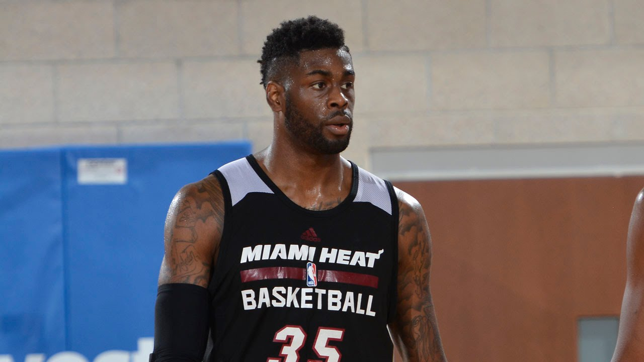 Don t Sleep on Reed  Miami Heat Big Man Willie Reed 1da9c56a0