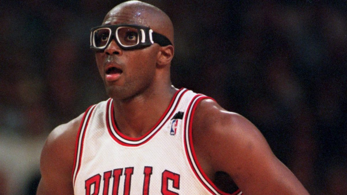 The Heartwarming Reason 4x NBA Champion Horace Grant Wore His
