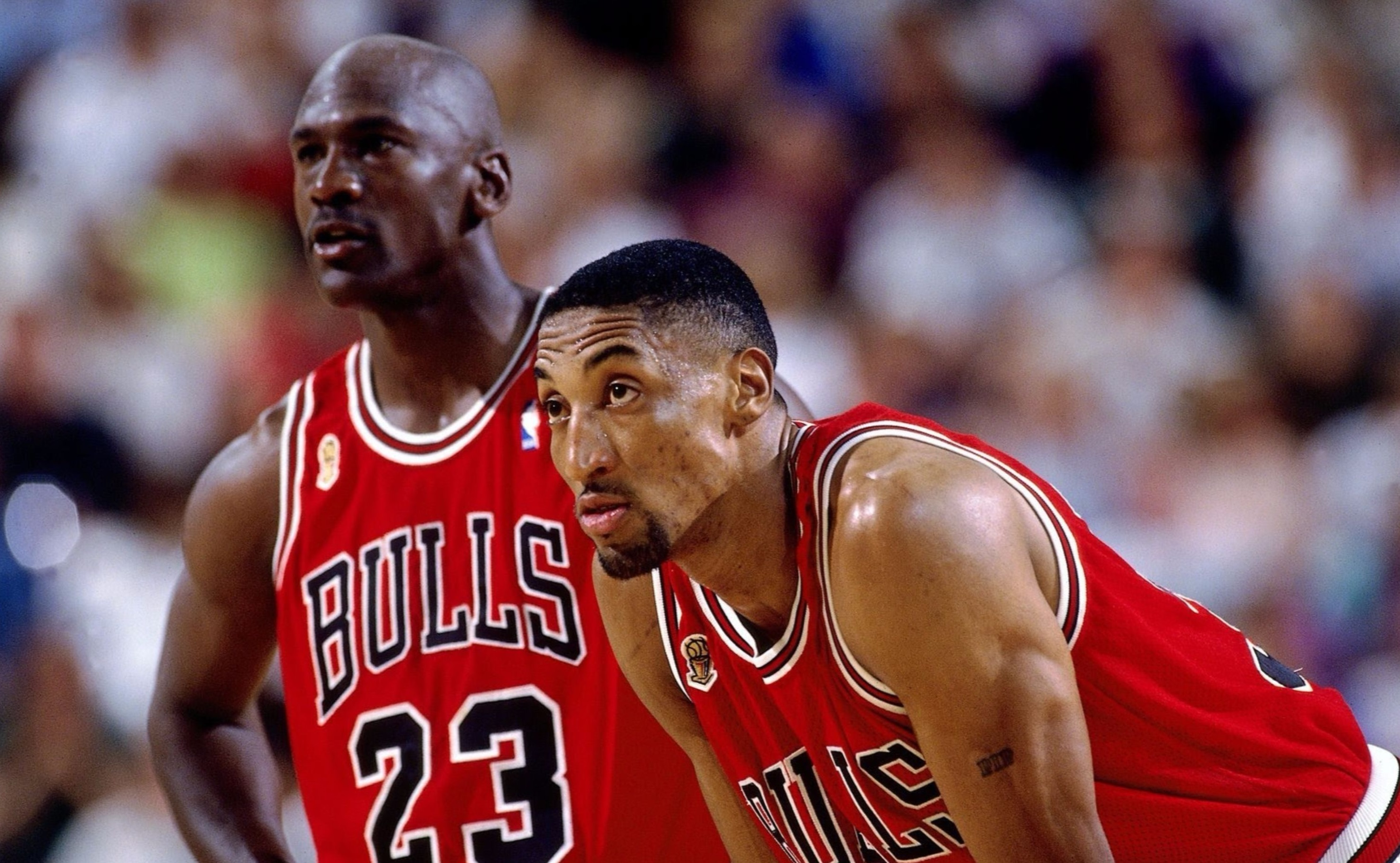 "Scottie Pippen Became ""The Happiest Man Alive"" When Michael Jordan"