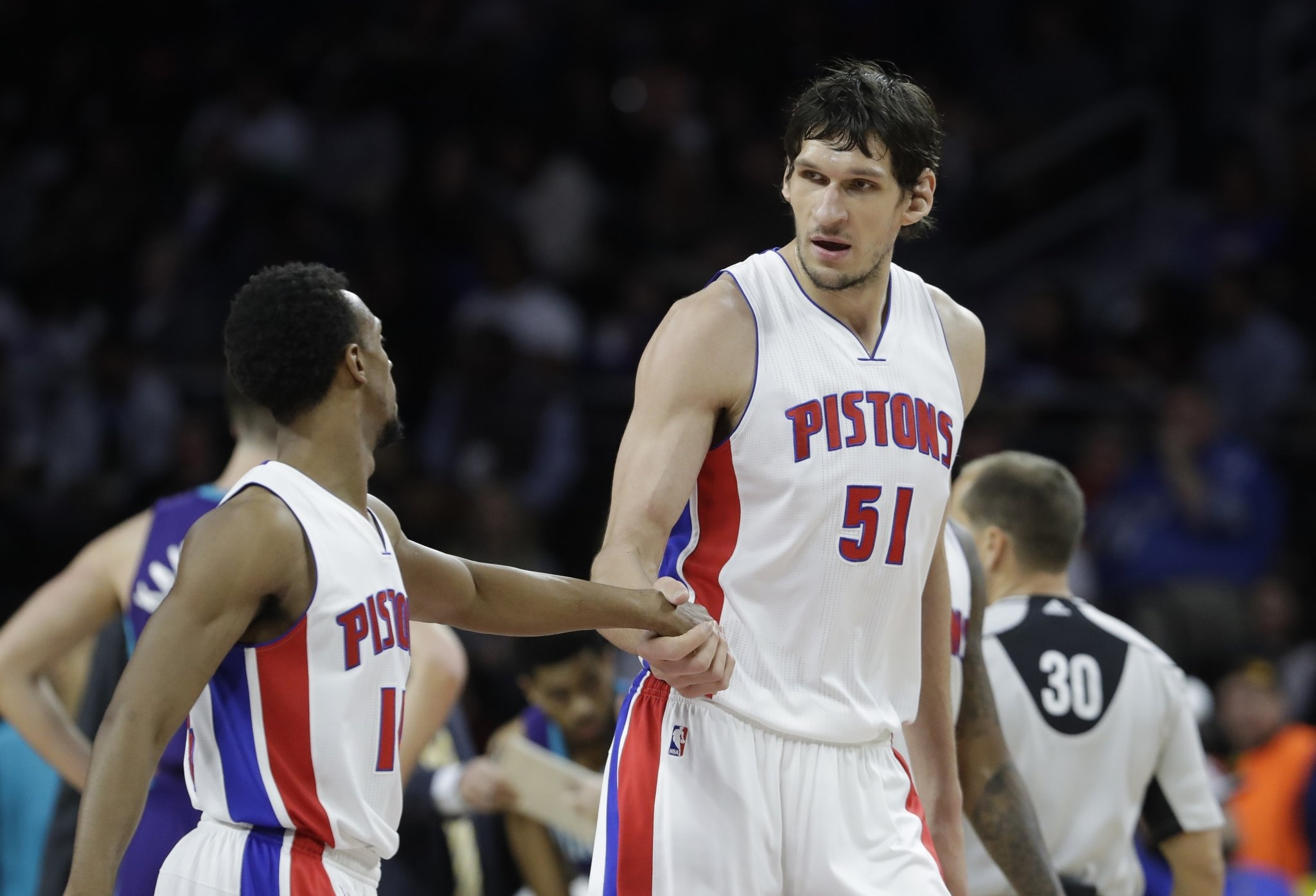 The Real MVP - Boban Marjanovic Has Higher Career PER, ORTG, WS/48, And TS% Than Every Player In ...