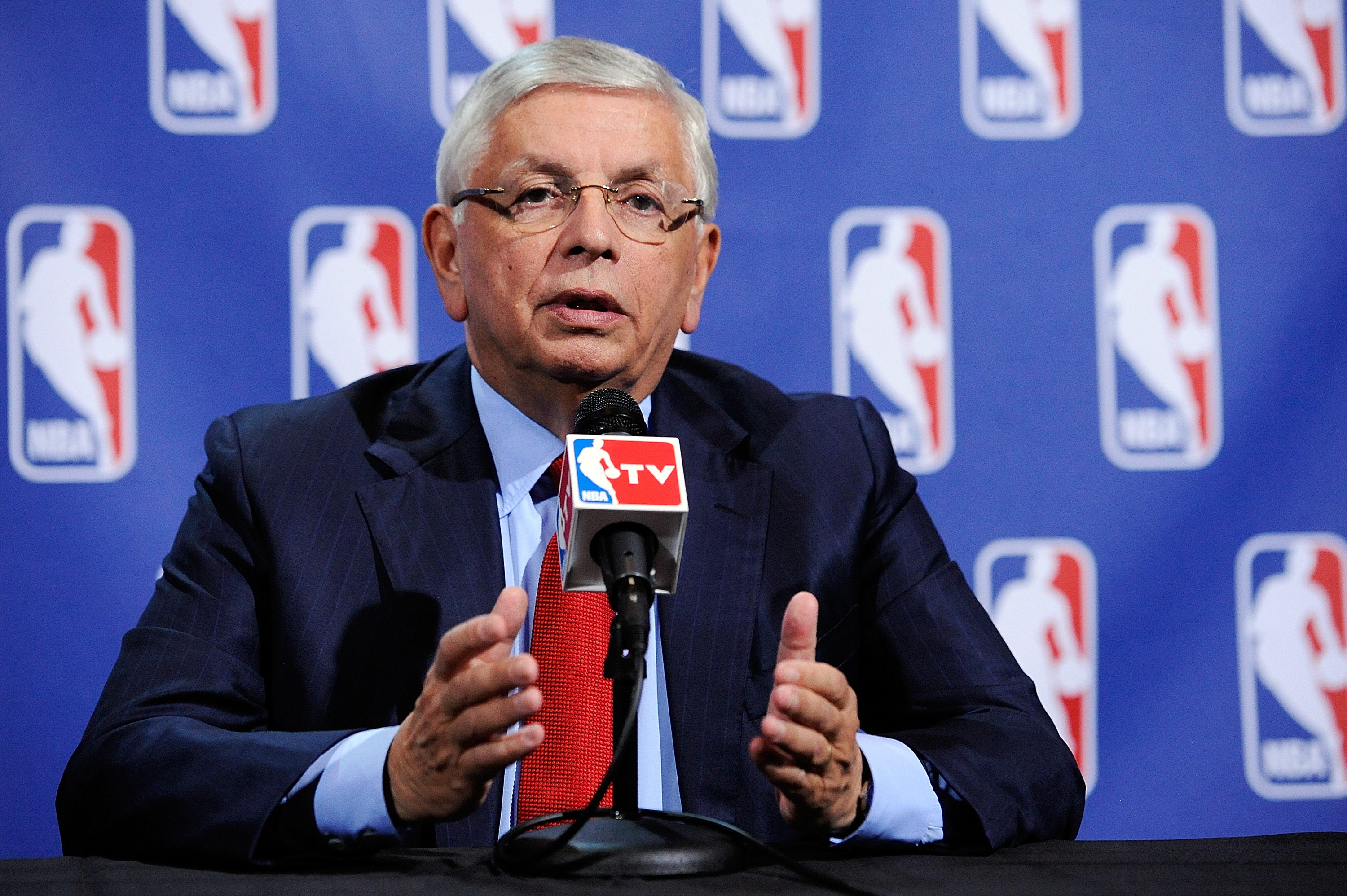 David Stern We Thought We Could Re do The CP3 Deal To The Lakers