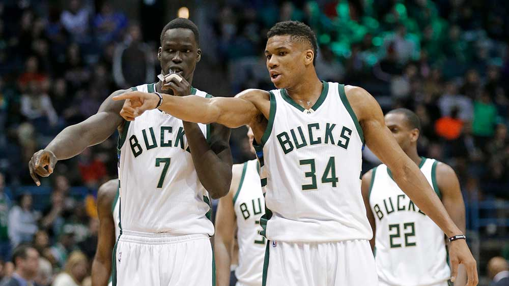 Giannis Antetokounmpo Positively Threatens To Punch His Teammate