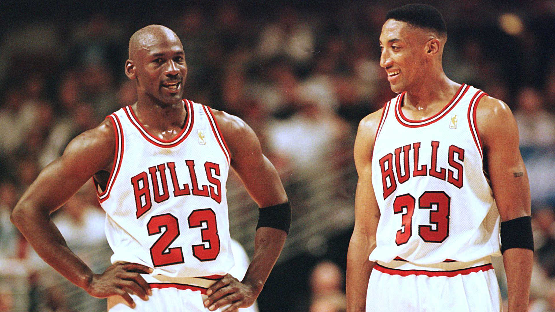 a2b1226c886 Life Without M.J. and The  Clutch Gene   The Rising of Scottie Pippen