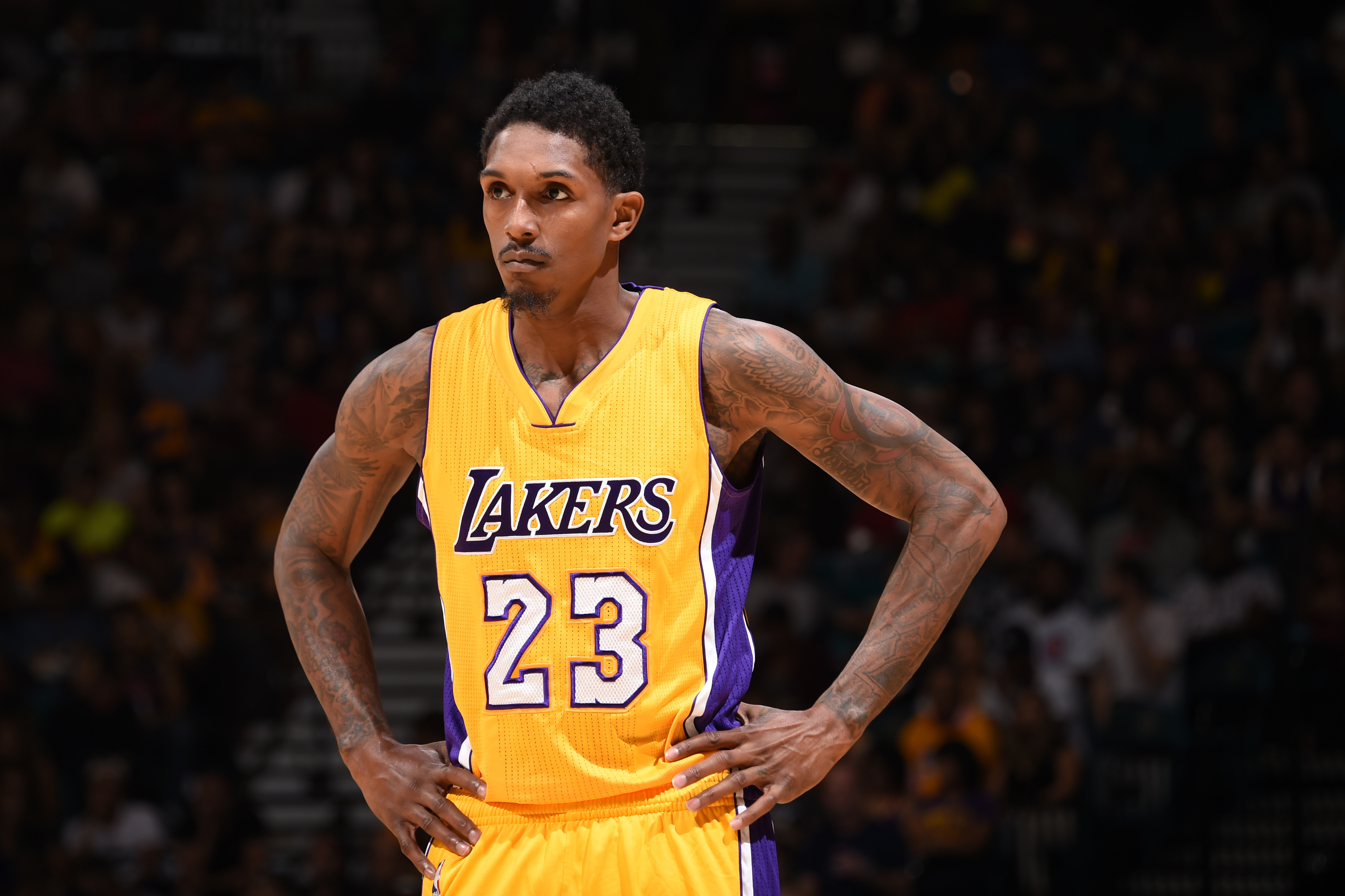 wholesale dealer 40114 6bb21 Lou Williams: 'Lakers Traded Me Because I Refused To Tank ...