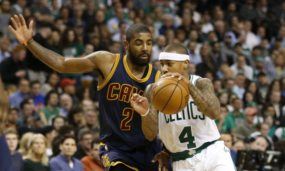 fb7ac4cea365 Other NBA Players React To Kyrie Irving-Isaiah Thomas Trade ...