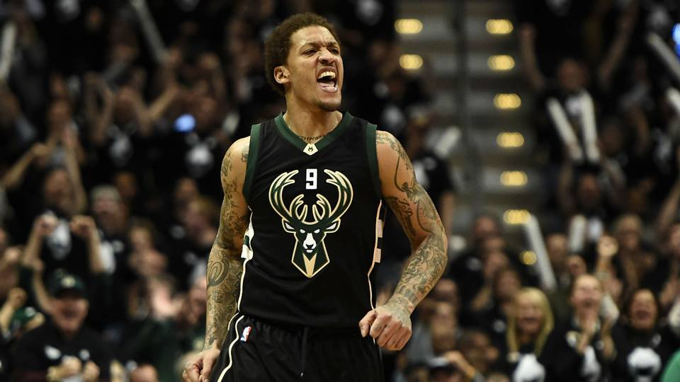 best service 1dcf8 ca66c Michael Beasley Claims That He's As Talented As LeBron James ...