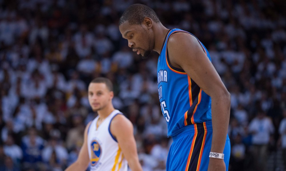 release date: a1d78 f974b OKC Fan Gets Trolled With Kevin Durant Jersey Christmas Gift