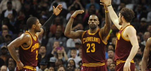 196e902d33d Kevin Love On If LeBron Will Be Picking Kyrie Irving For His All-Star Team