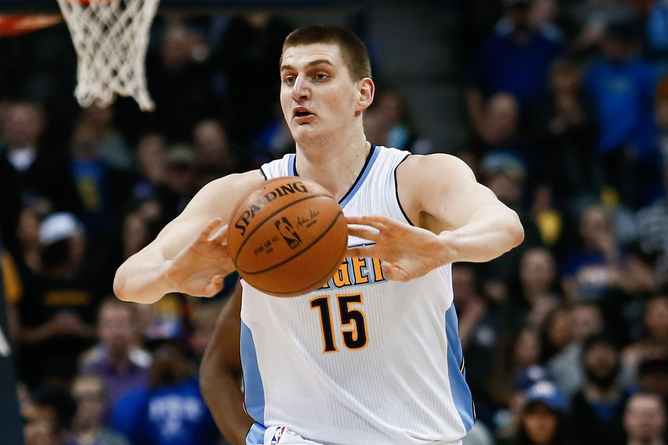 Image result for nikola jokic pass