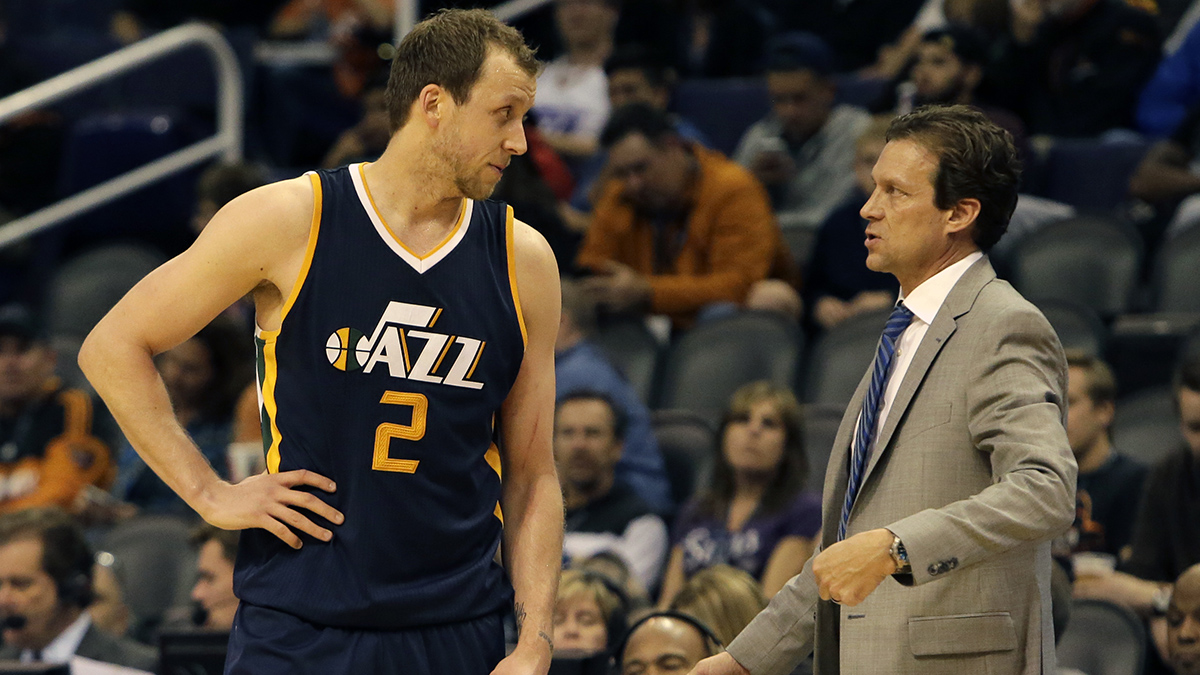 Joe Ingles - From Being A Clippers Reject To Becoming The ...