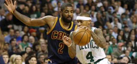 22bd19d1649 Other NBA Players React To Kyrie Irving-Isaiah Thomas Trade