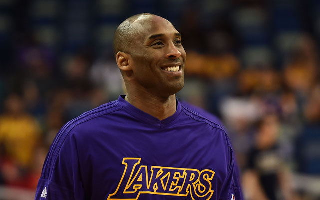 Kobe Bryant On How #8 And #24 Were Two Different People - OpenCourt-Basketball