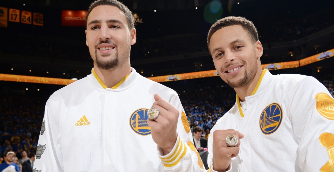Stephen Curry Has Worn 2015 Championship Ring Only Thrice ...