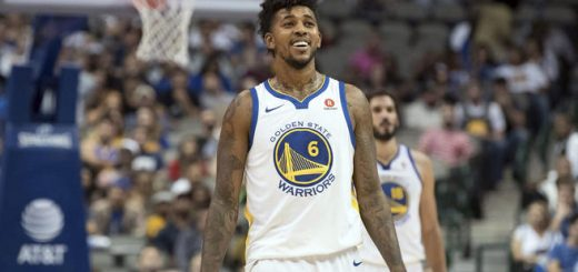 fd5b37b320ba Nick Young Randomly Appeared In Local TV News Story About L.A. Weather
