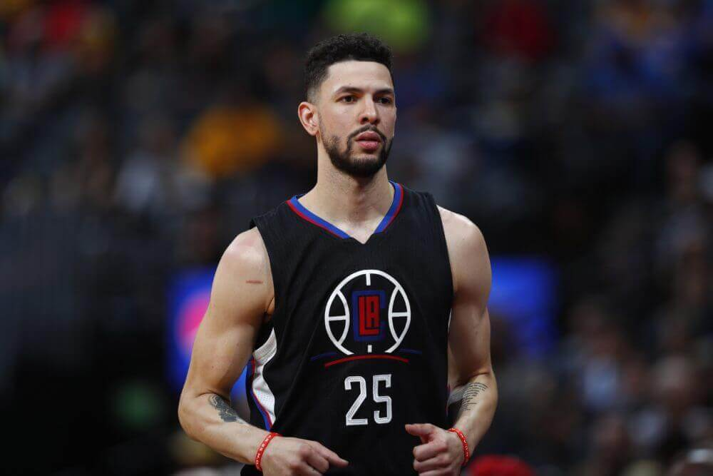 "Blake Griffin Injury >> Austin Rivers To Fan Sitting Courtside: ""Shut The F**k Up"" - OpenCourt-Basketball"