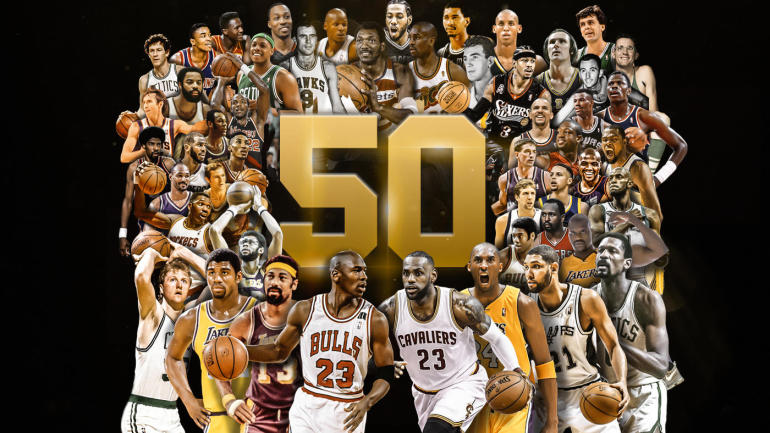The NBA's Greatest Players Of All Time Draft - OpenCourt-Basketball