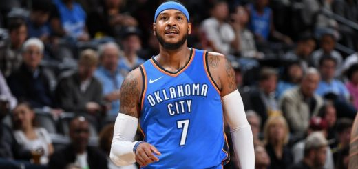 0c4e7cde9094 Twitter Reacts To Carmelo Anthony Getting Every Single Penny Of His  27.9  Million