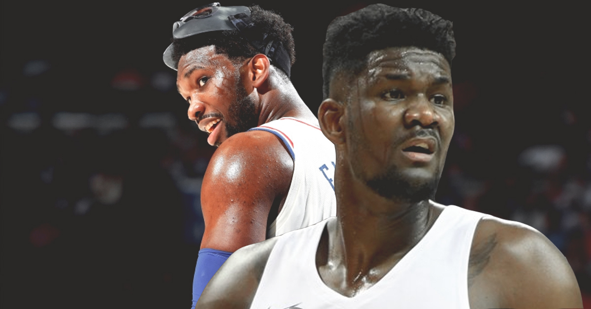 Joel Embiid Says DeAndre Ayton Will Get His Ass Kicked - OpenCourt