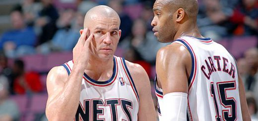 48f8f547421 Vince Carter Revealed What Jason Kidd Told Him When He Joined The Nets