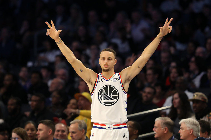 Stephen Curry Is Getting His Own Brand At Under Armour