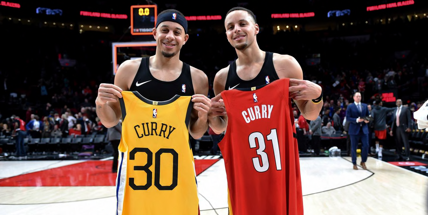 d4c1fef51fe Stephen And Seth Curry Had Huge Bet Going For 3-Point Contest