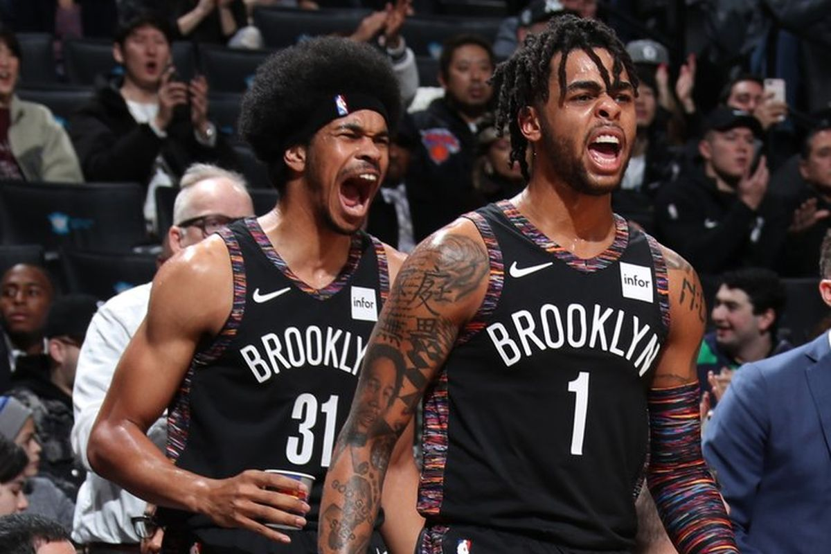 reputable site 6031a 95d32 NBA, Nike, New Era And Brooklyn Nets Are Being Sued Over ...