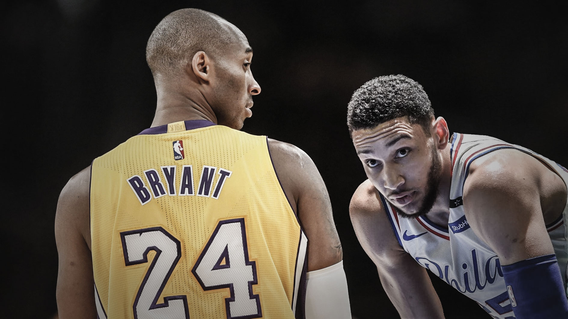 timeless design 0d214 875ba Kobe Bryant Says Ben Simmons Needs To Lock Himself In The ...