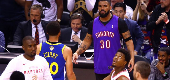 ca438fe4c NBA Twitter Perfectly Reacted To The Stephen Curry – Drake Exchange