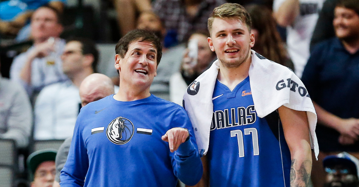 Mark Cuban Backs Luka Doncic In Minnesota Lynx Twitter Controversy