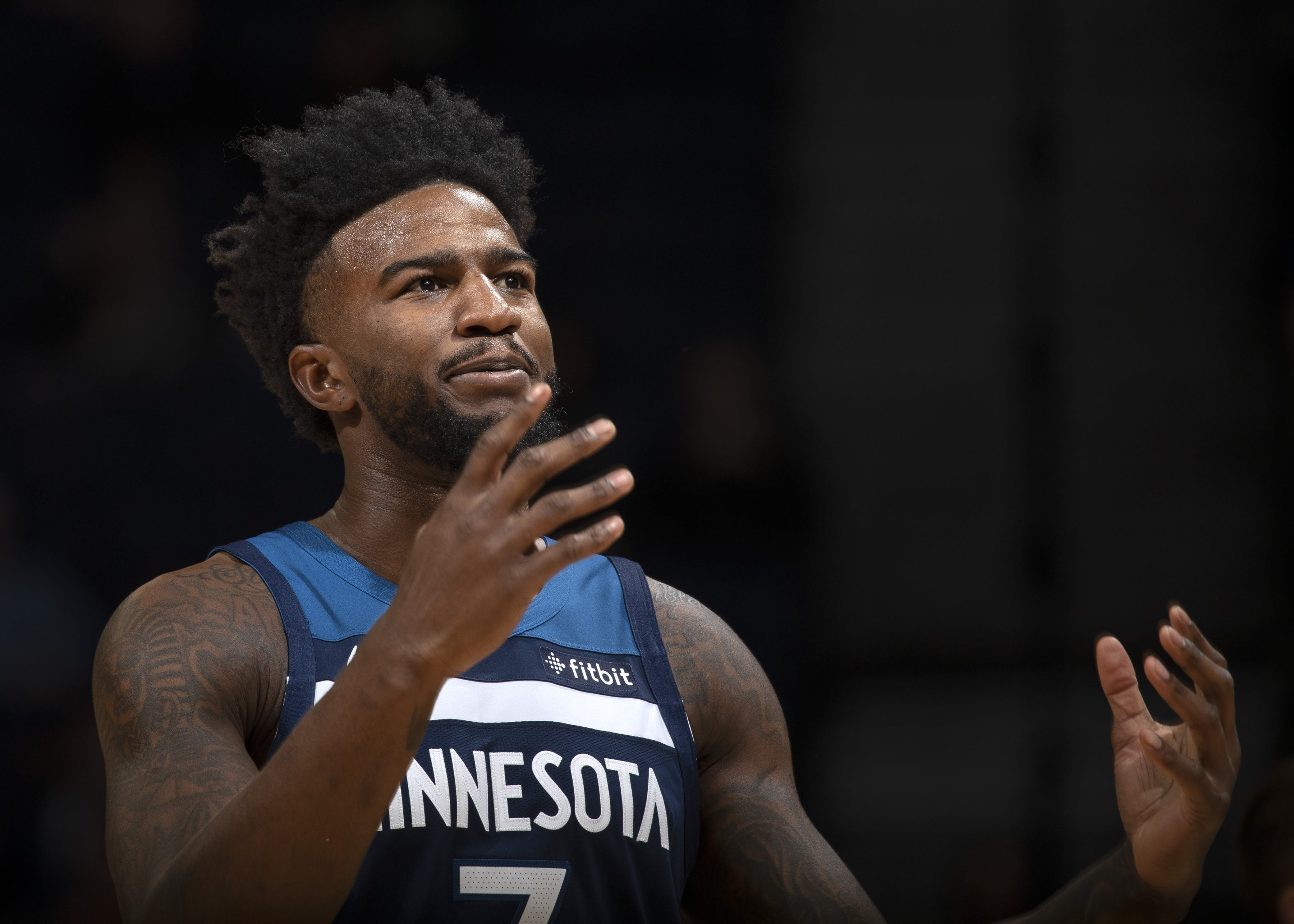 Jordan Bell Scared The Sh*t Out Of The
