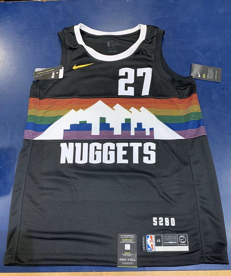 Denver Nuggets 2019 20 City Jersey Has Been Leaked And It
