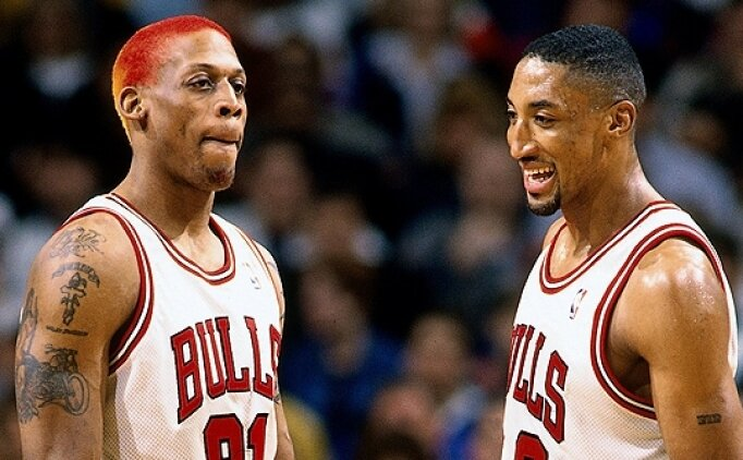 Dennis Rodman Says Scottie Pippen Was The Best Player In The World During Michael Jordan S First Retirement
