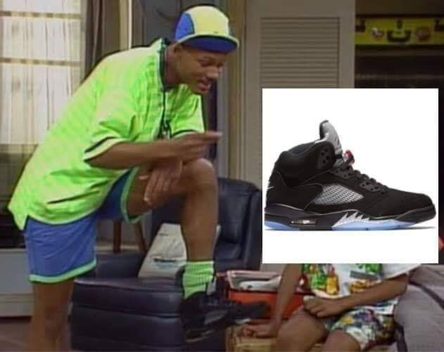 entrada receta jefe  All The Sneakers Will Smith Wore In 'The Fresh Prince of Bel-Air'
