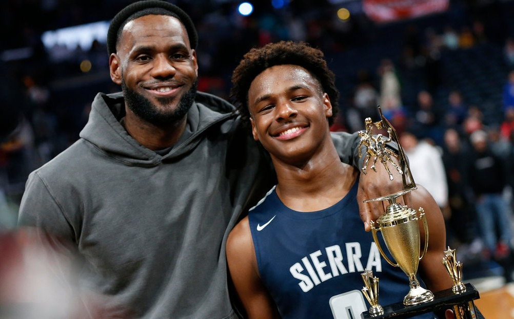 It Seems As Odell Beckham Jr. Accidentally Revealed That Bronny James Got Grounded By LeBron