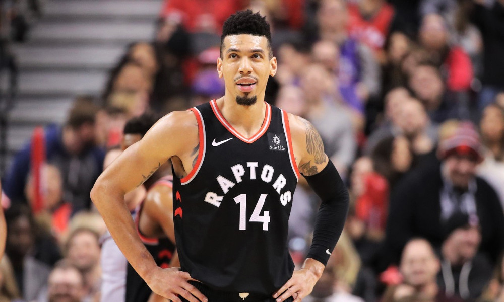 Danny Green Is The Only Raptor Who Hasn't Received A 2019 ...