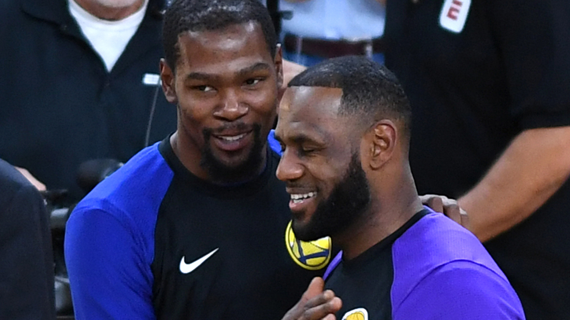 Kevin Durant Opens Up About His Rivalry