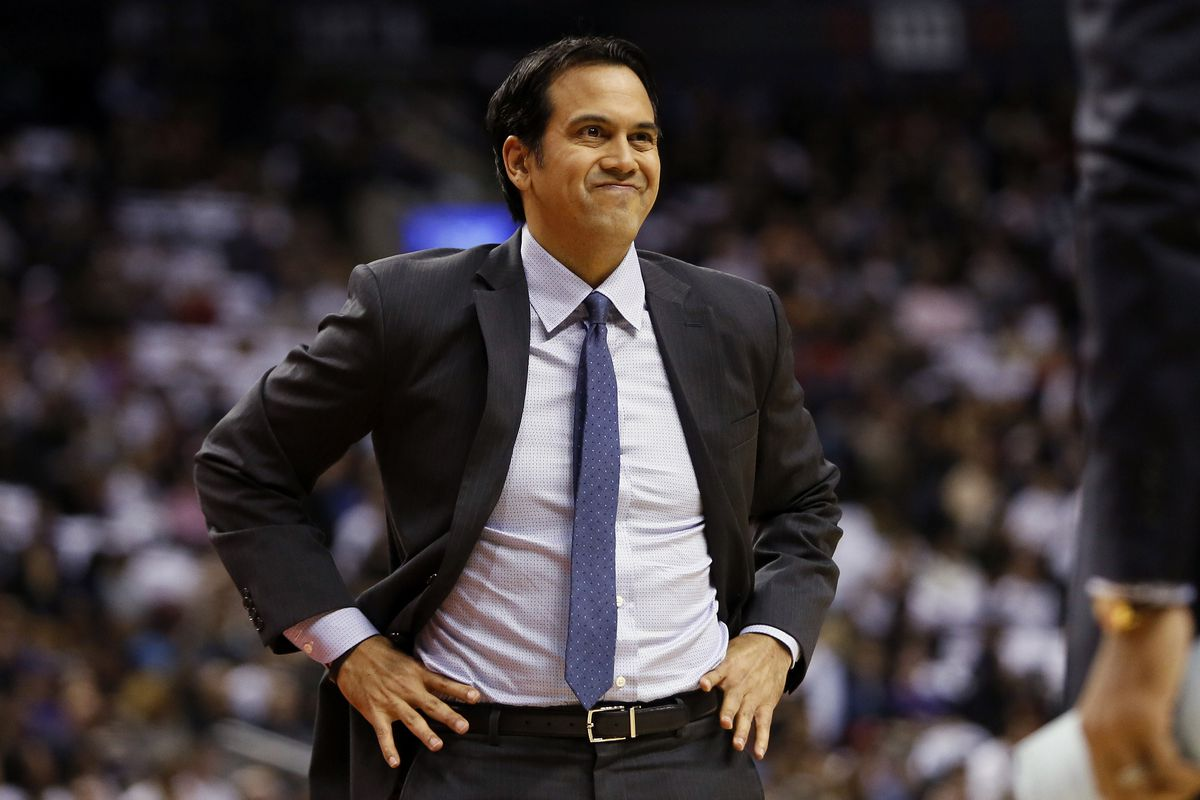 The Miami Heat Are Paying Erik Spoelstra A 120k Bonus For Each Victory Reg Season Playoffs