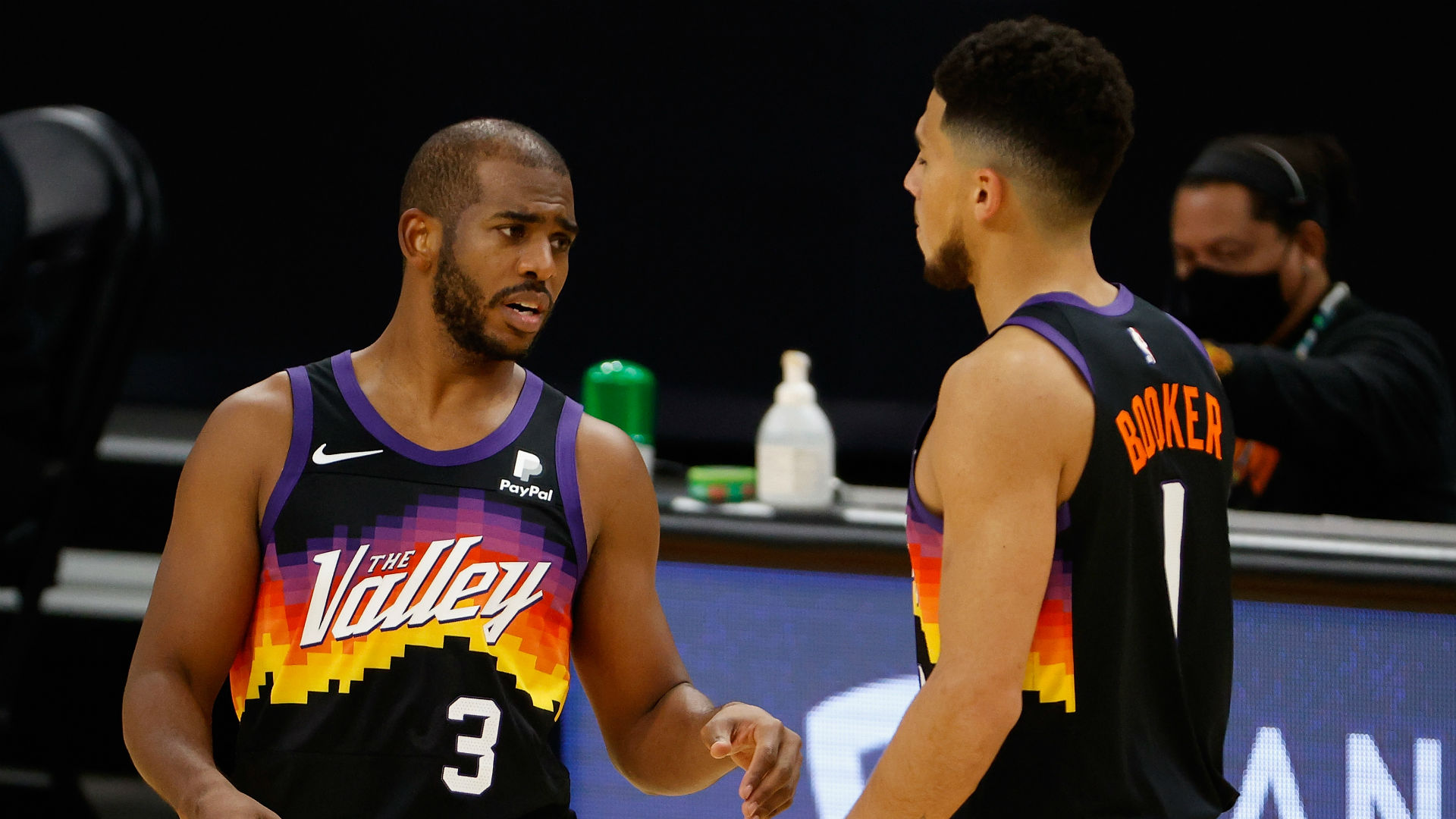 """Chris Paul Speaks Out On Devin Booker's All-Star Snub: """"We Go As Booker Goes And We Know That"""""""